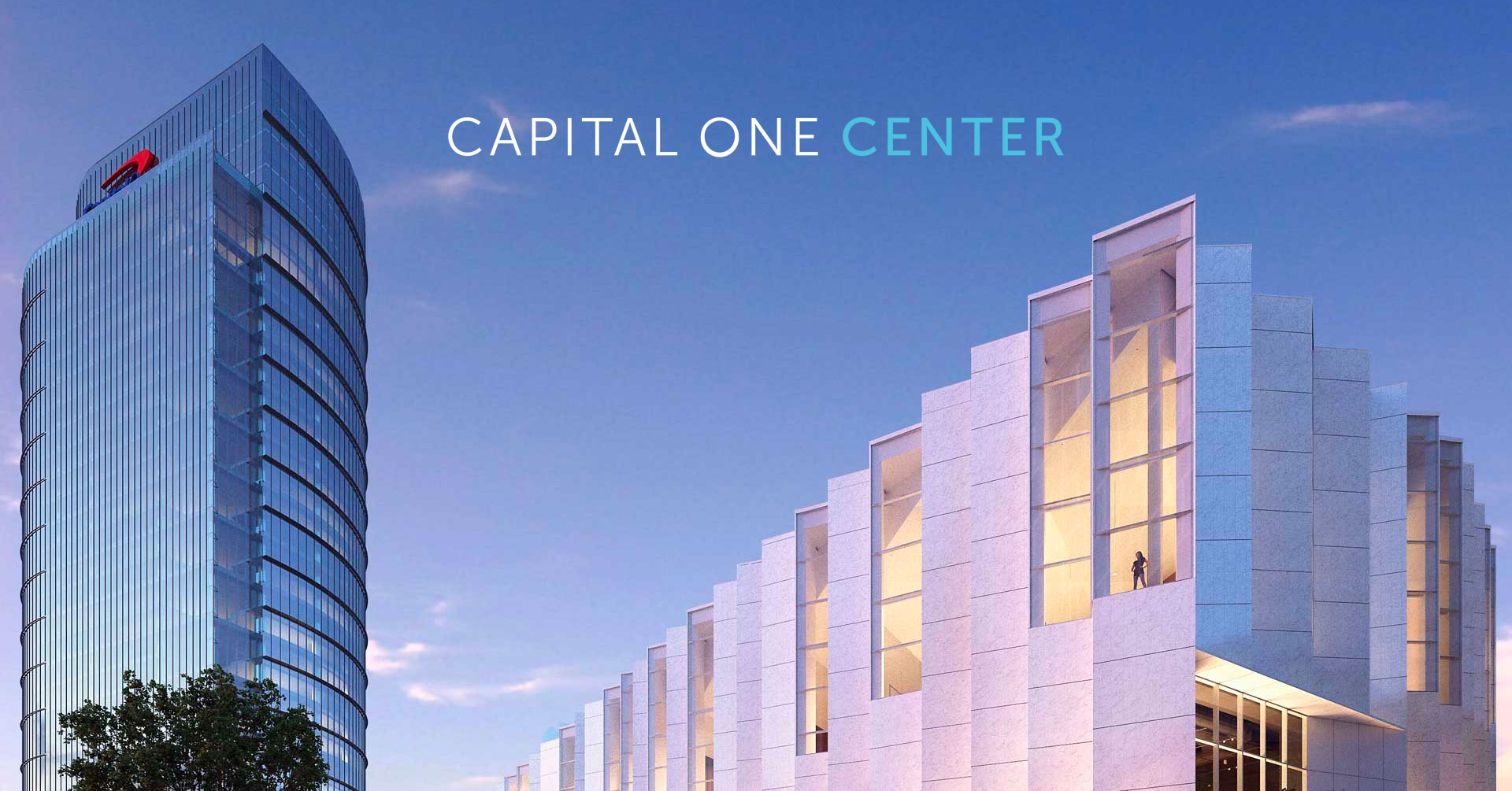 Capital One Center image of Capital One Hall and Capital One Center Ttowers
