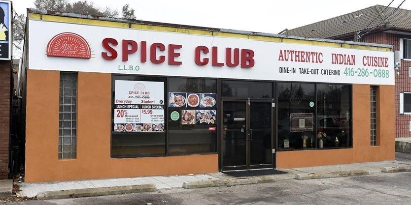 Spice Club Canada