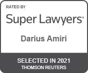 SuperLawyers 2021 Badge