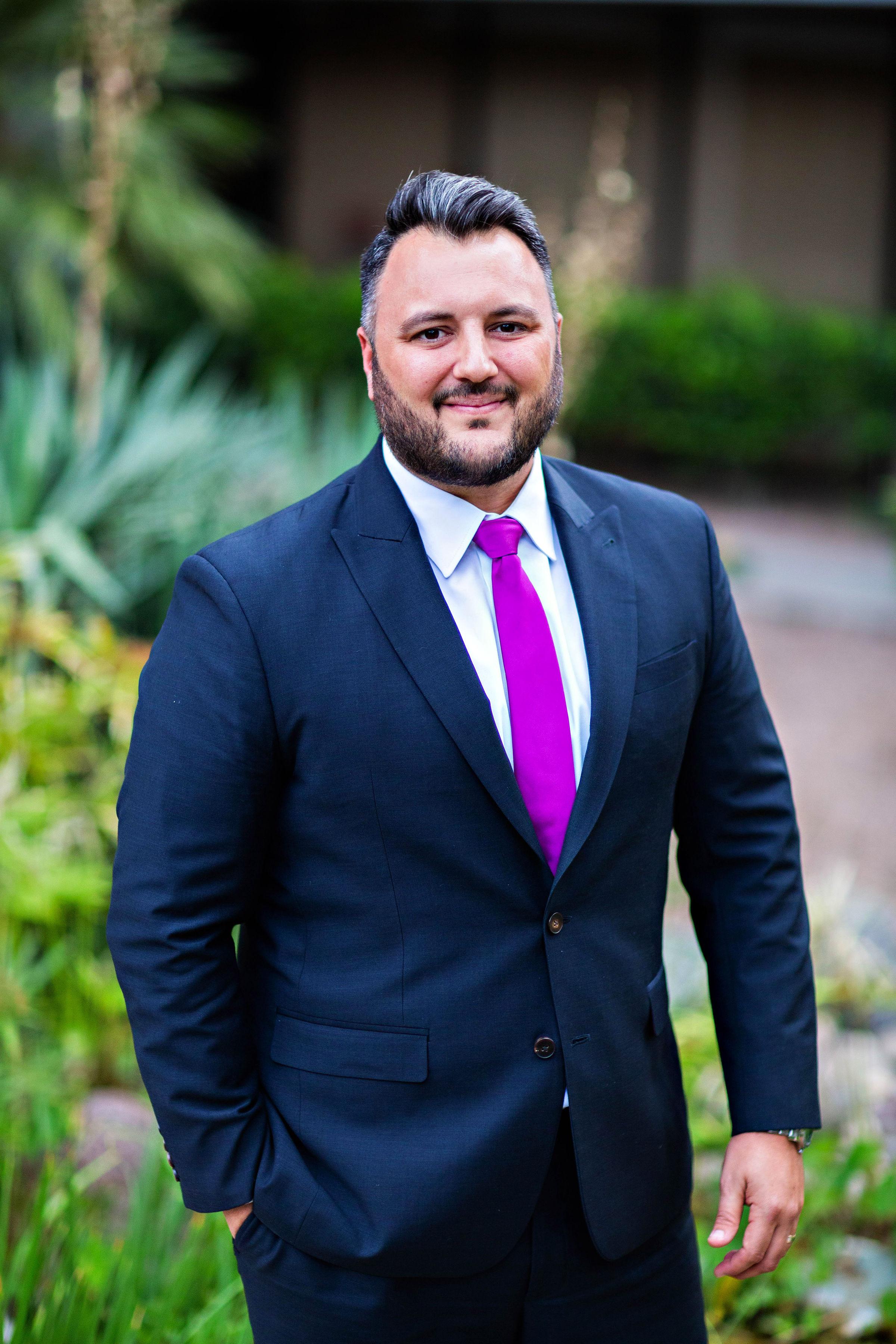 Immigration Attorney Darius Amiri