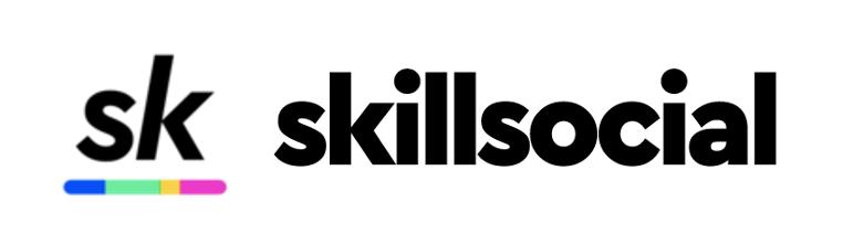 Skillsocial learning platform logo