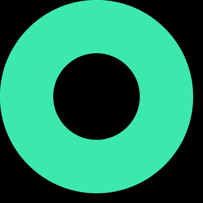 green circle shape