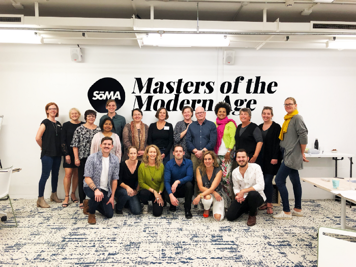 Inaugural Team of Masters of the Modern Age six month program