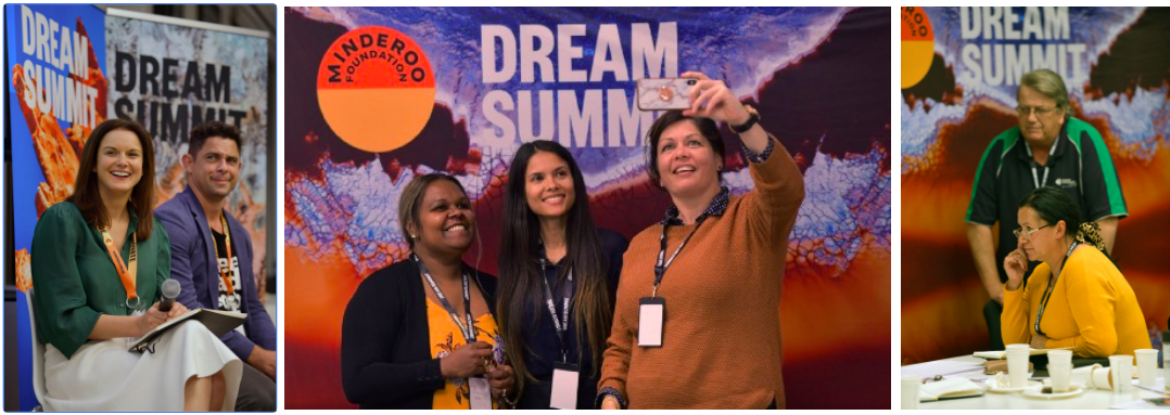 Dream Summit Indigenous entrepreneurs and business mentors come together for 2-days of intensive skills building and celebration of Indigenous entrepreneurship