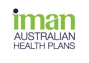 iman australian health plans logo