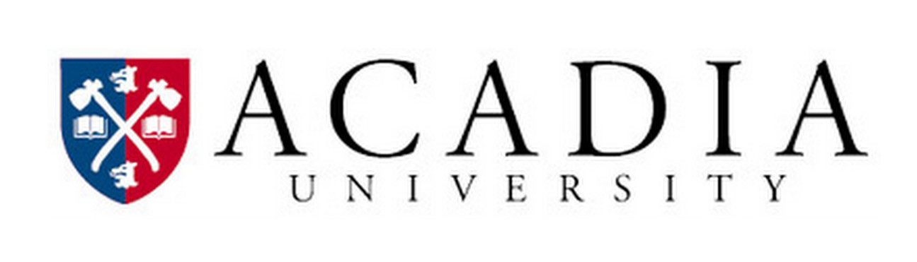 Acadia University logo
