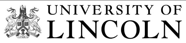 University of Lincoln logo