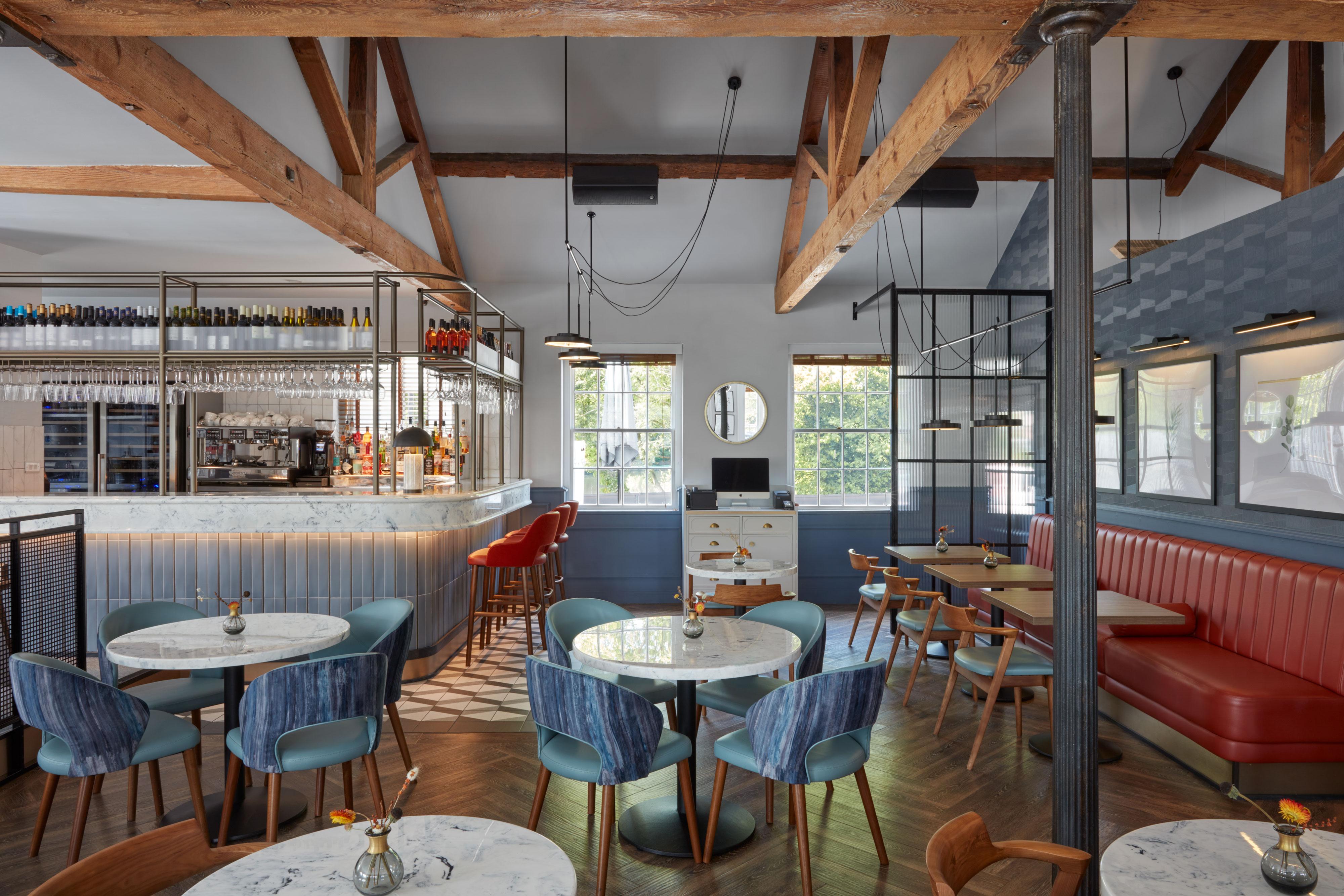 Restaurant Interior Design Derby