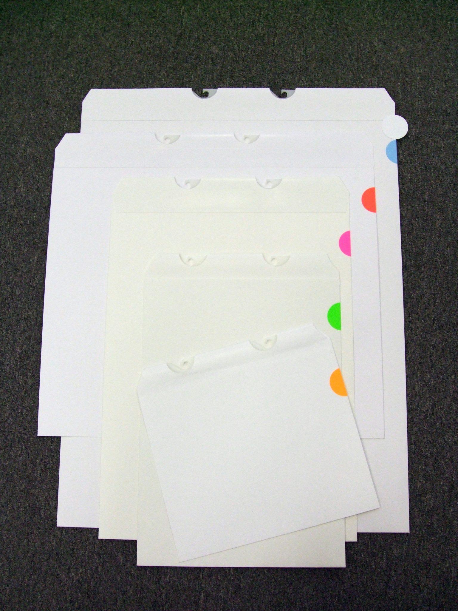Standard Paper Tag Jackets