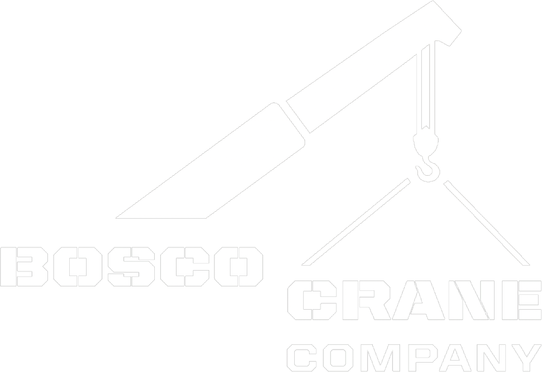 Logo Design Bosco Crane