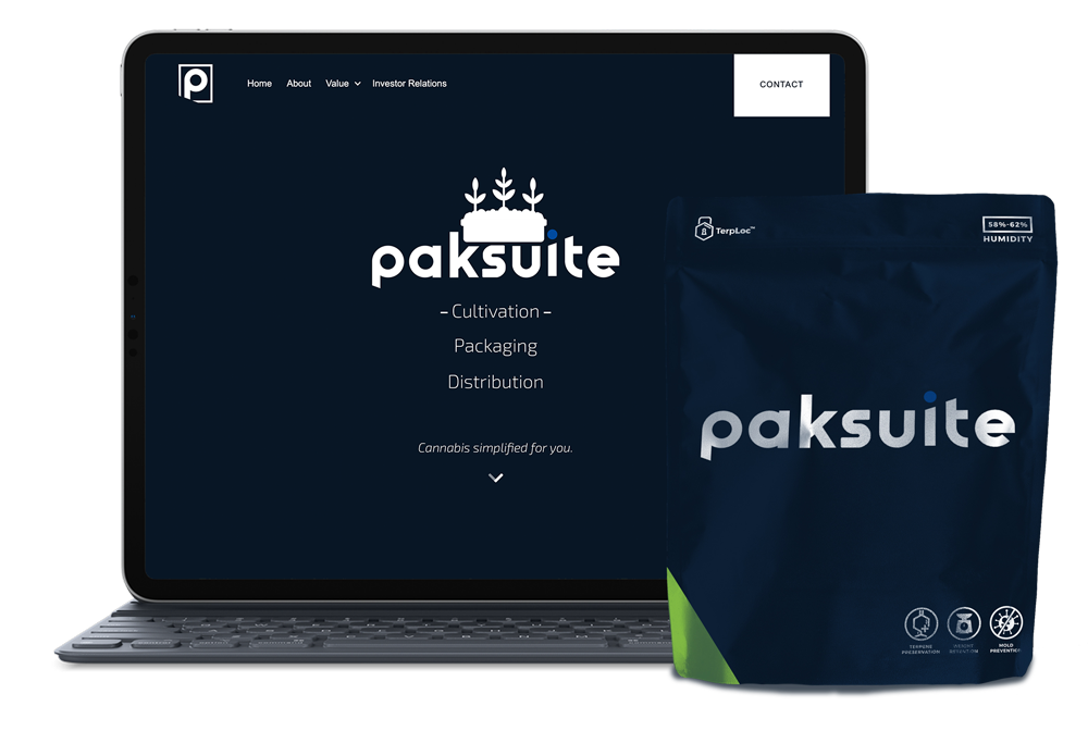 Paksuite Cannabis Marketing