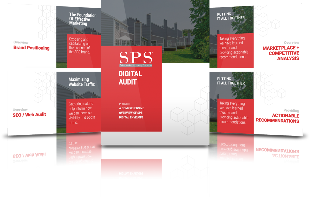 SPS Digital Audit Marketing Strategy