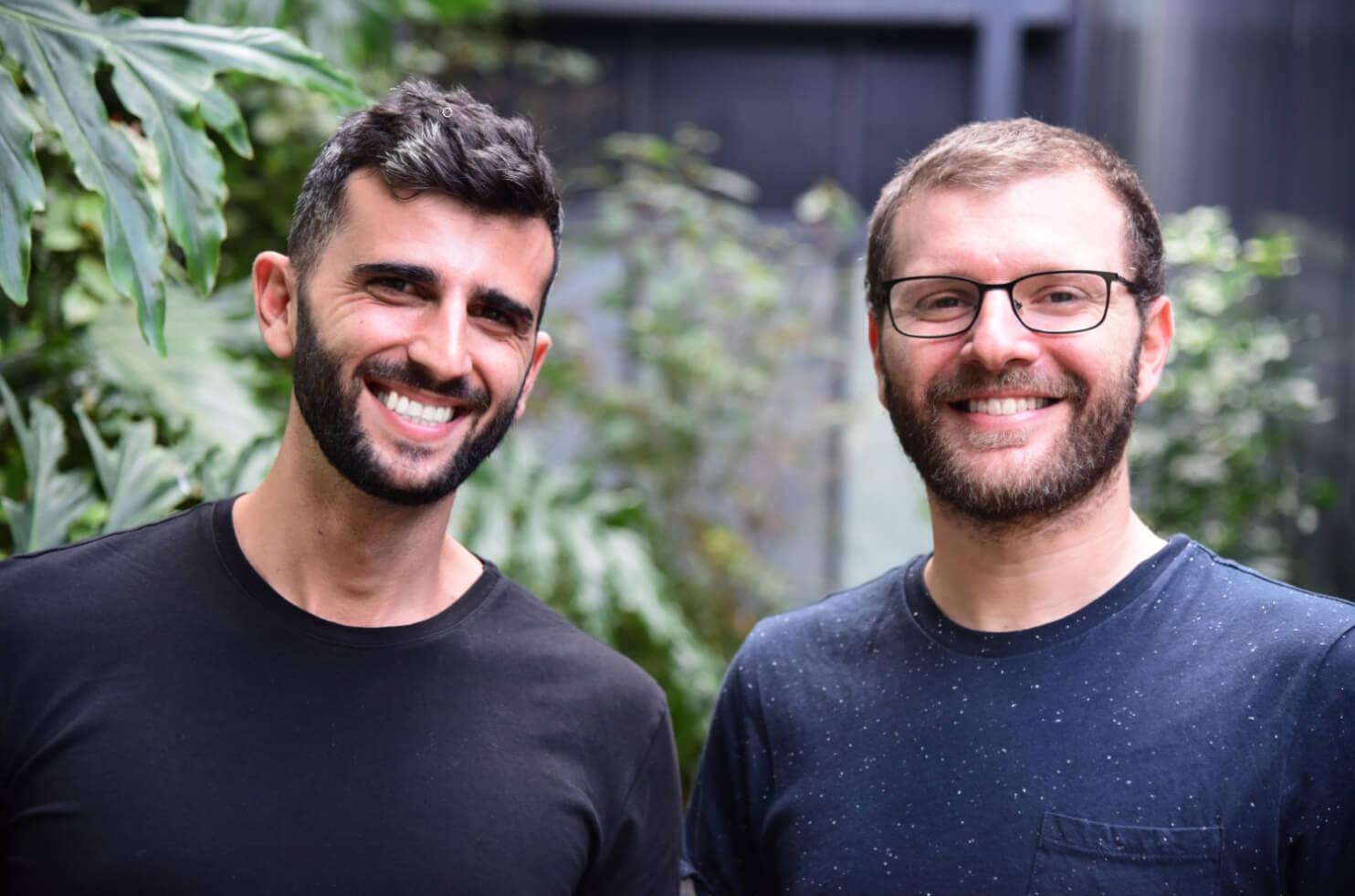 Bar Geron and Yoni Shuster