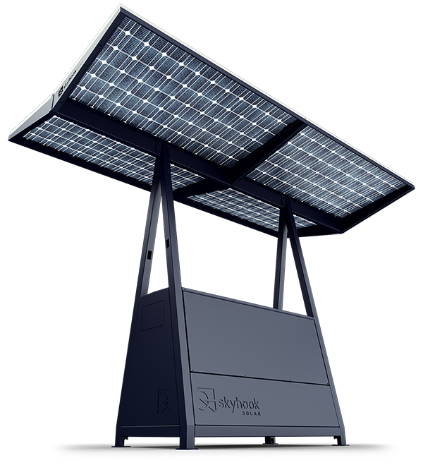 D4 Skyhook Solar Station