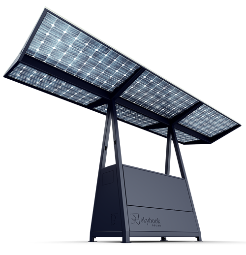 Skyhook Solar D6 Station