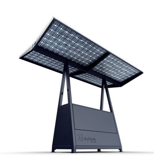 Skyhook Solar D4 Station