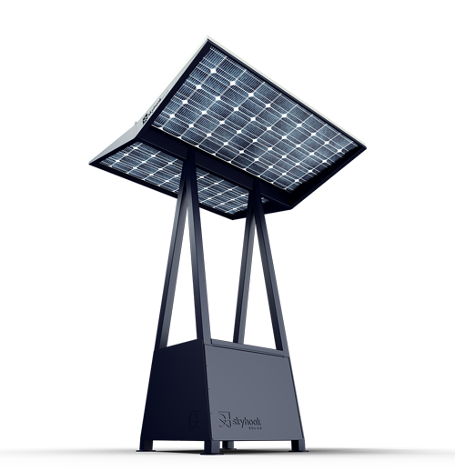 Skyhook Solar D2 Station