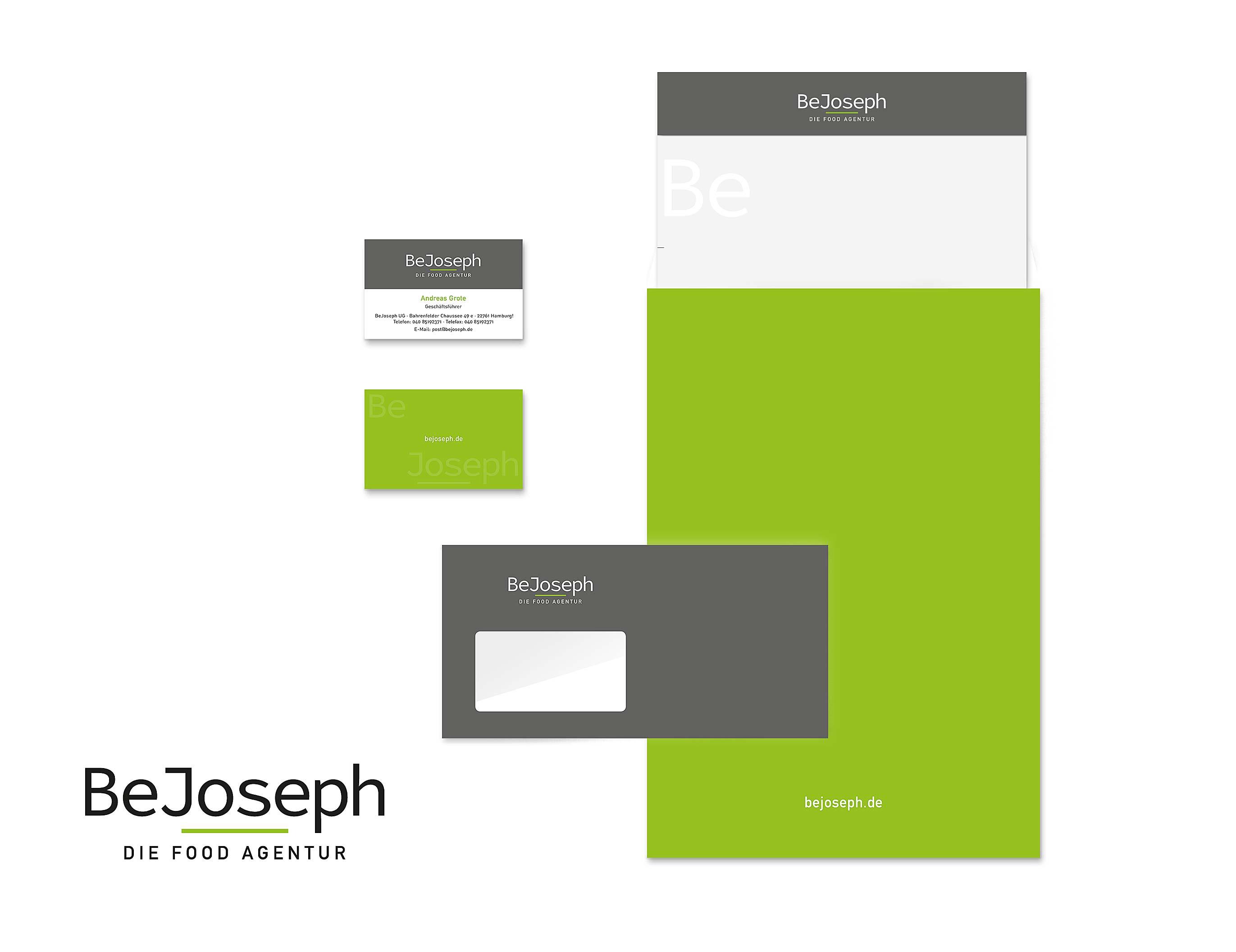 BeJoseph - Die Food Agentur