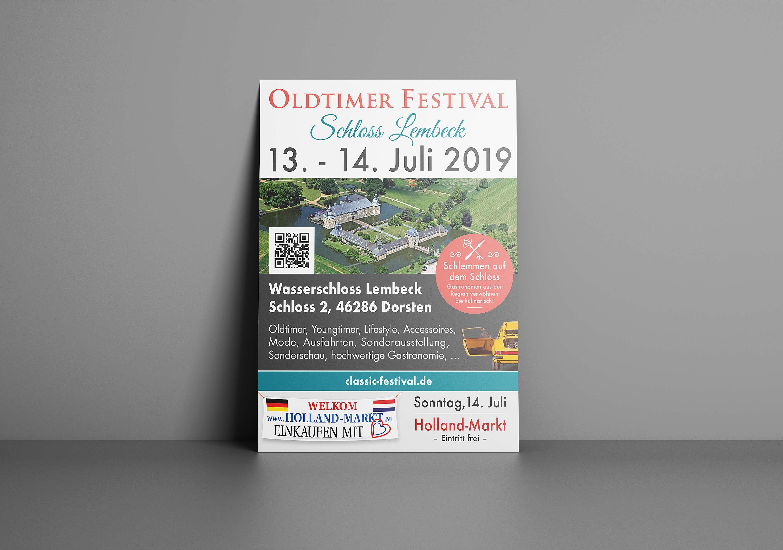 Oldtimer Festival Schloss Lembeck