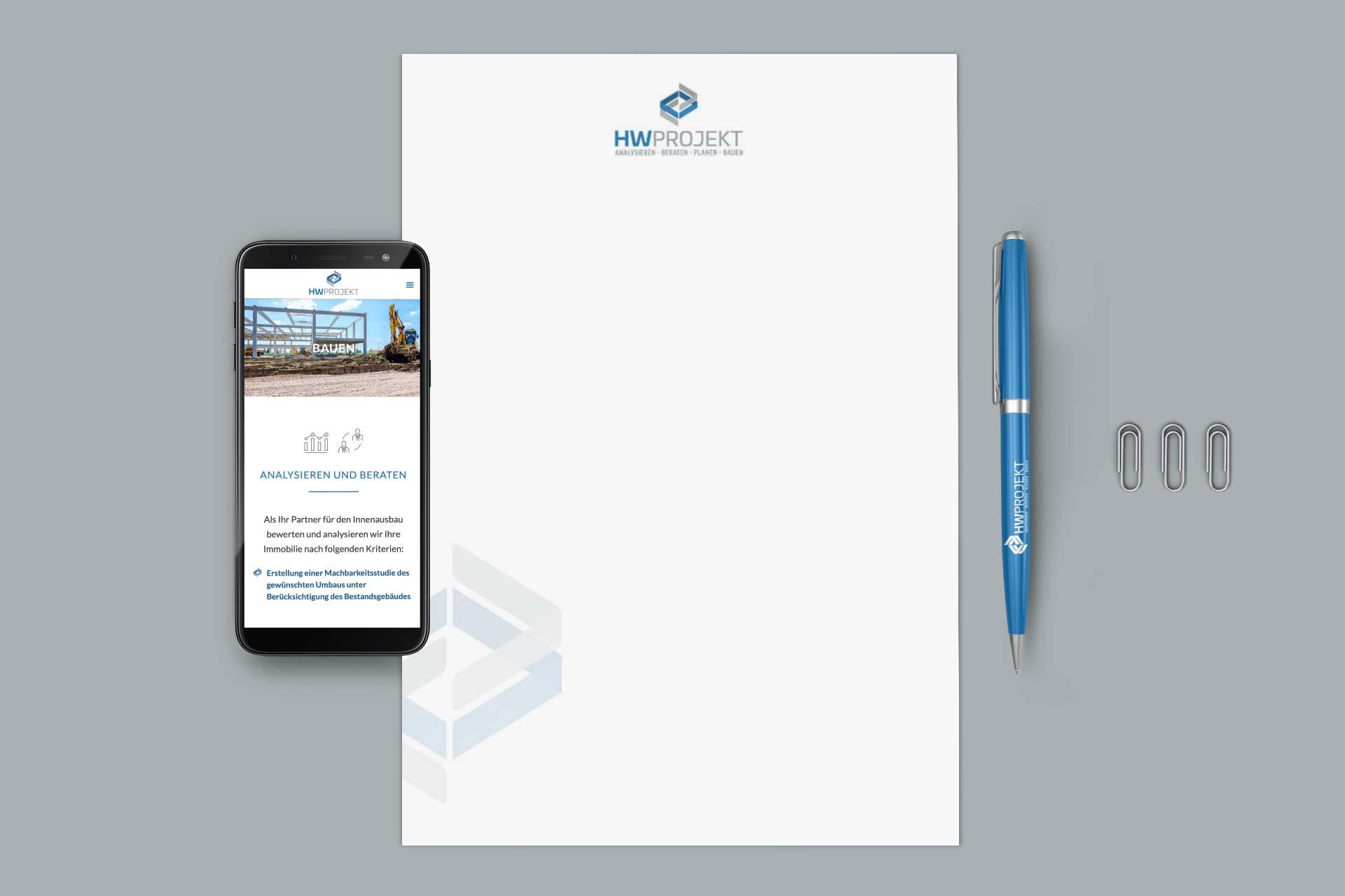 HW Projekt GmbH