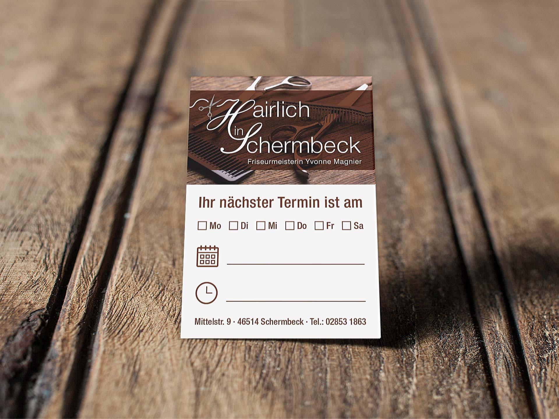Hairlich in Schermbeck