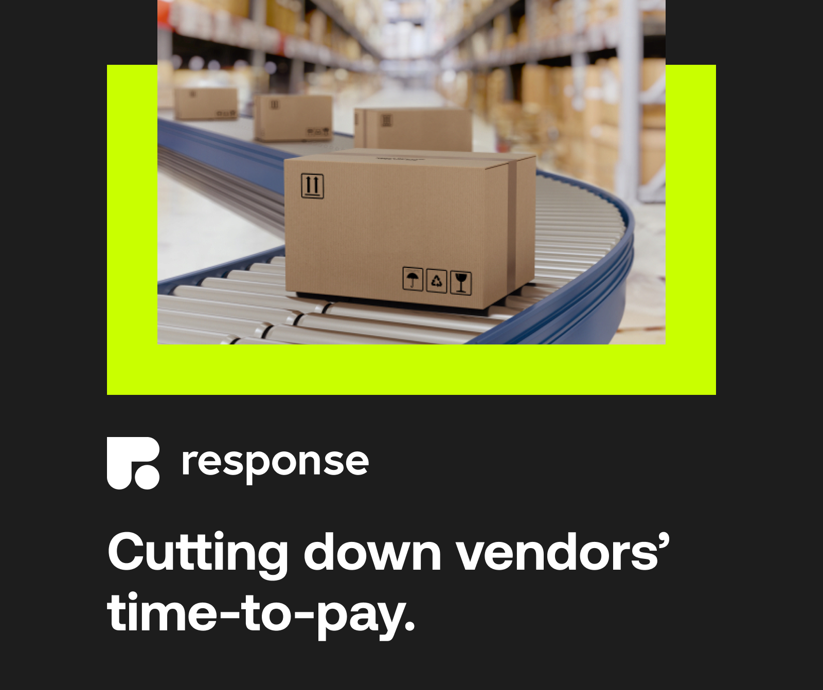 Response Cuts Time-to-Pay for High-Growth Businesses