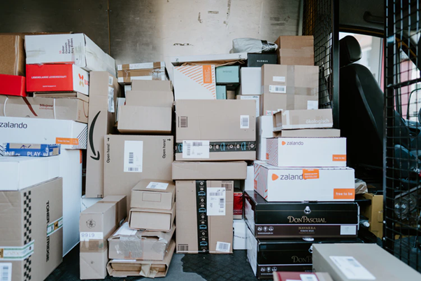 diversified shipments are an important element of eCommerce logistics