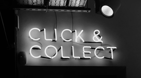 The benefits of having a click and collect service