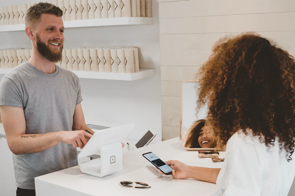 Your click and collect application should be refined throughcustomer feedback