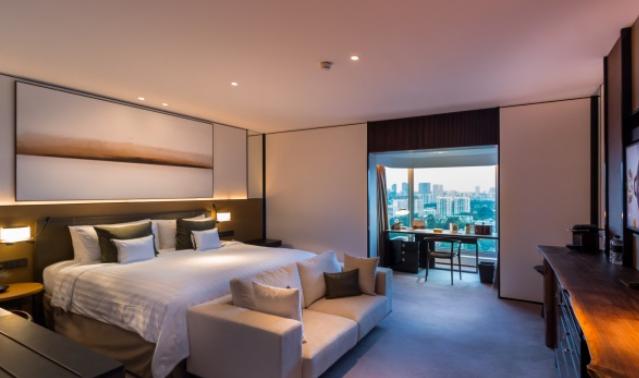 sg quaker chef 2020 prize - shangri-la hotel room