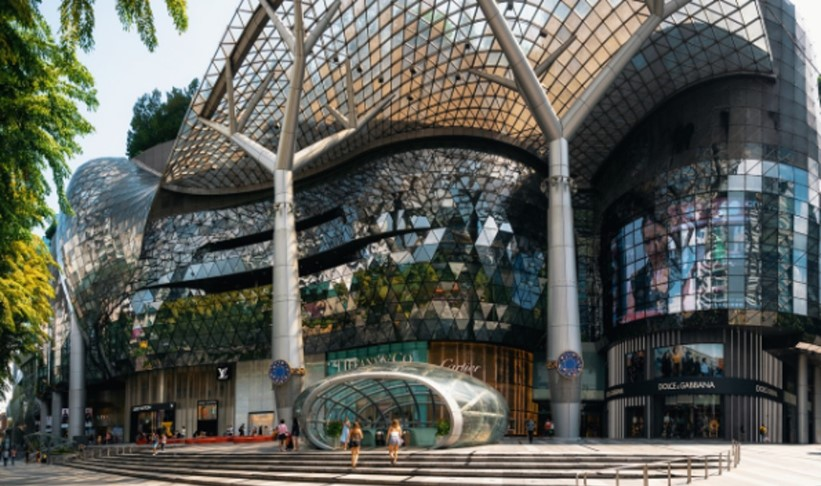 SG Quaker Chef 2020 prize - ion orchard building