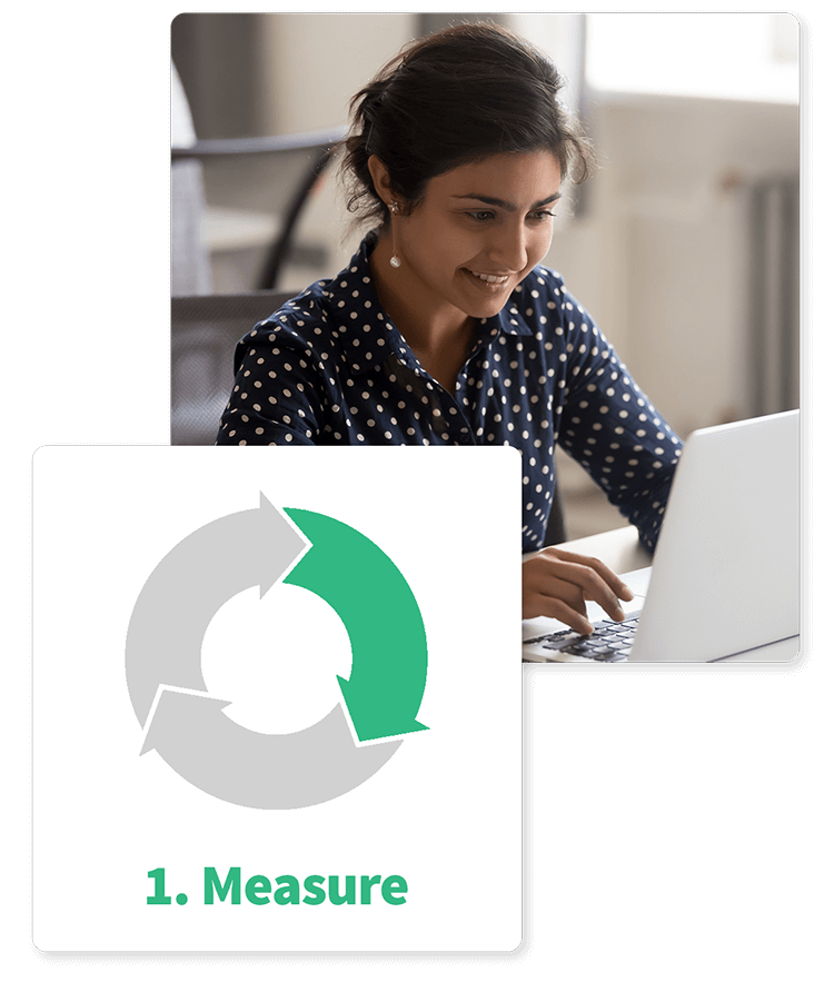 Teamgage continuous improvement measure