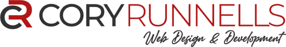 Logo for Cory Runnells - Web Design & Development