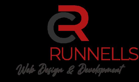 Logo for Cory Runnells Web Design and Development