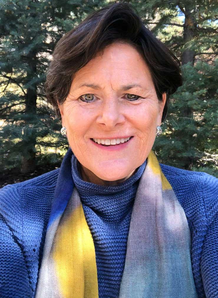 photo of anne mccarthy 6x6 founding partner
