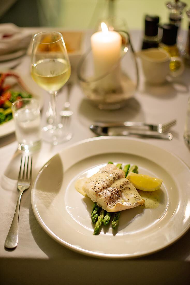 Dinner at The Last Word Long Beach