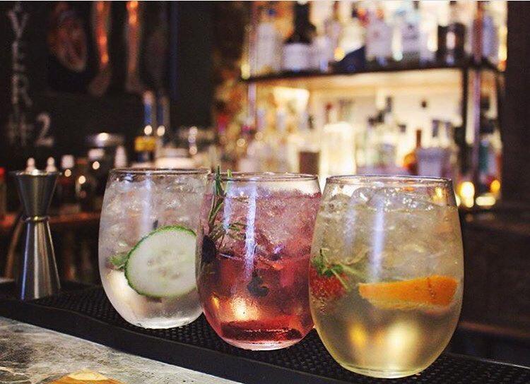Secret Gin Bar
