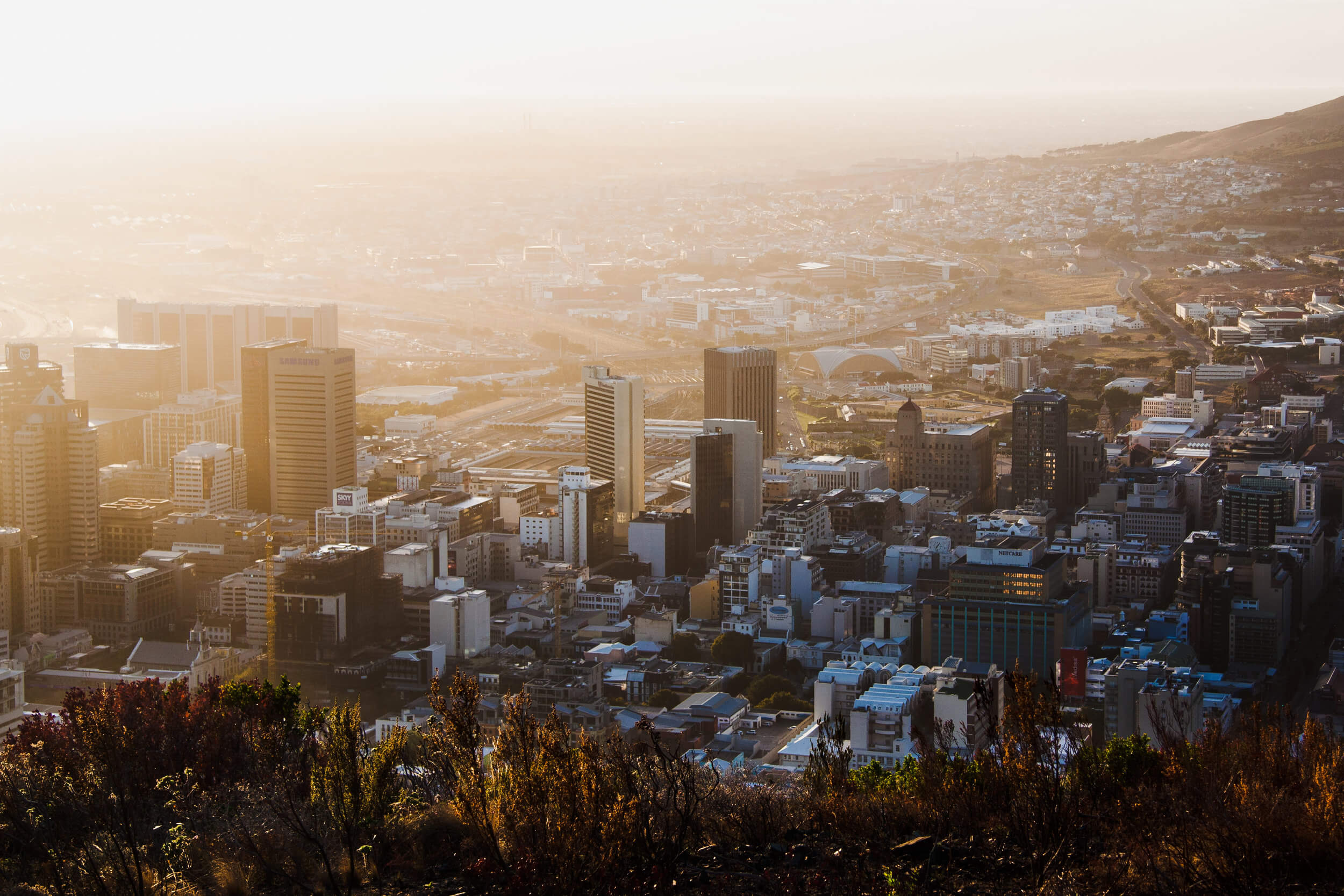 Cape Town Voted Number 1