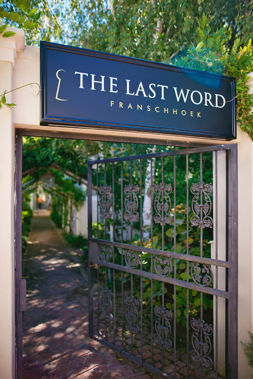 Fireside Chats at The Last Word Franschhoek