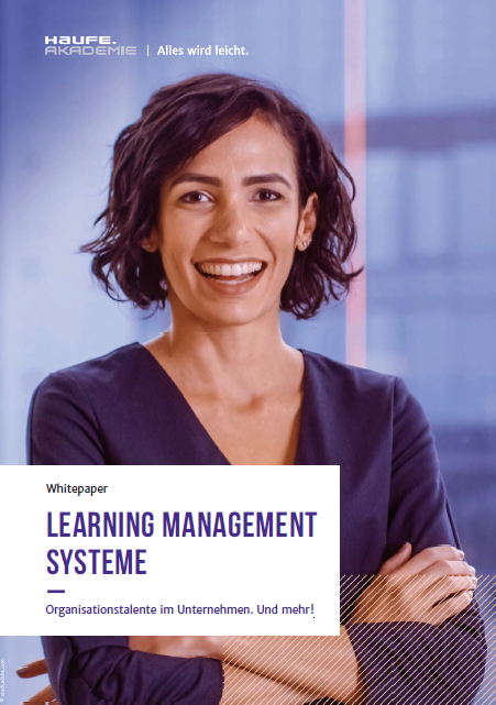 Cover Learning Management Systeme - Kostenloses Whitepaper