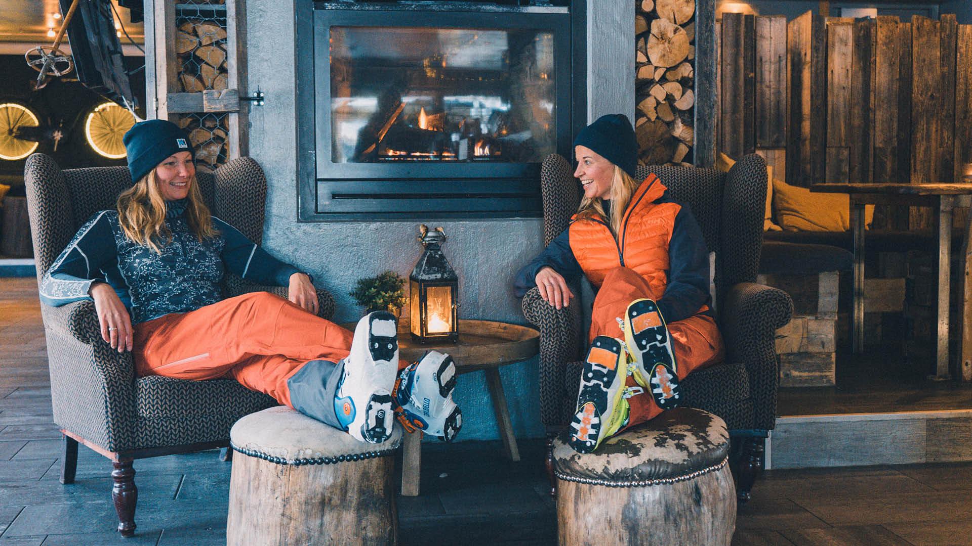 Hemsedal Café, foto Anna Marxén.