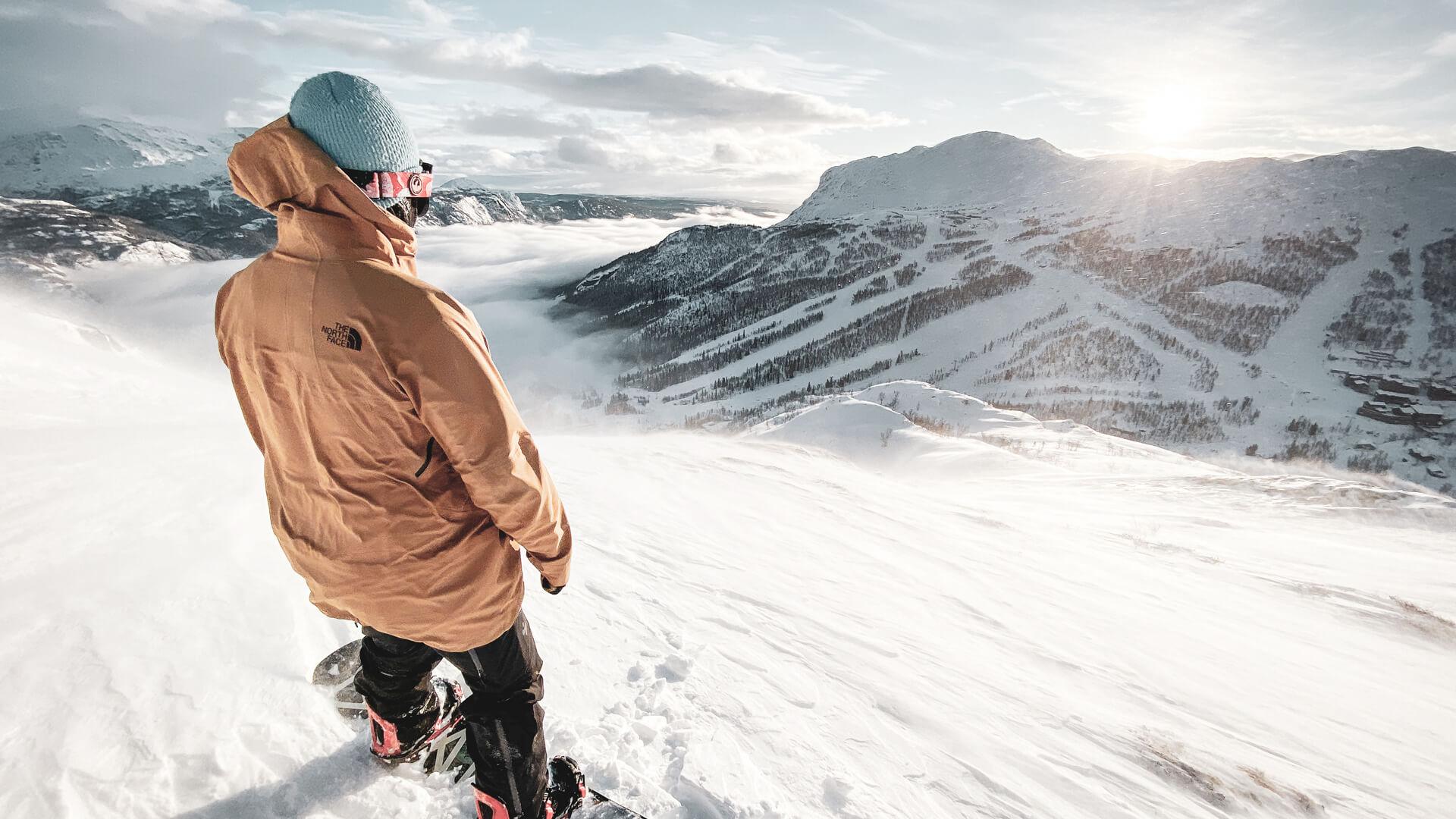 Hemsedal Skisenter. Foto Christoffer Bjerkan.