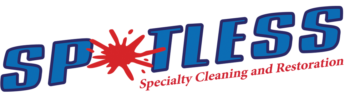 Spotless Specialty Cleaning Logo