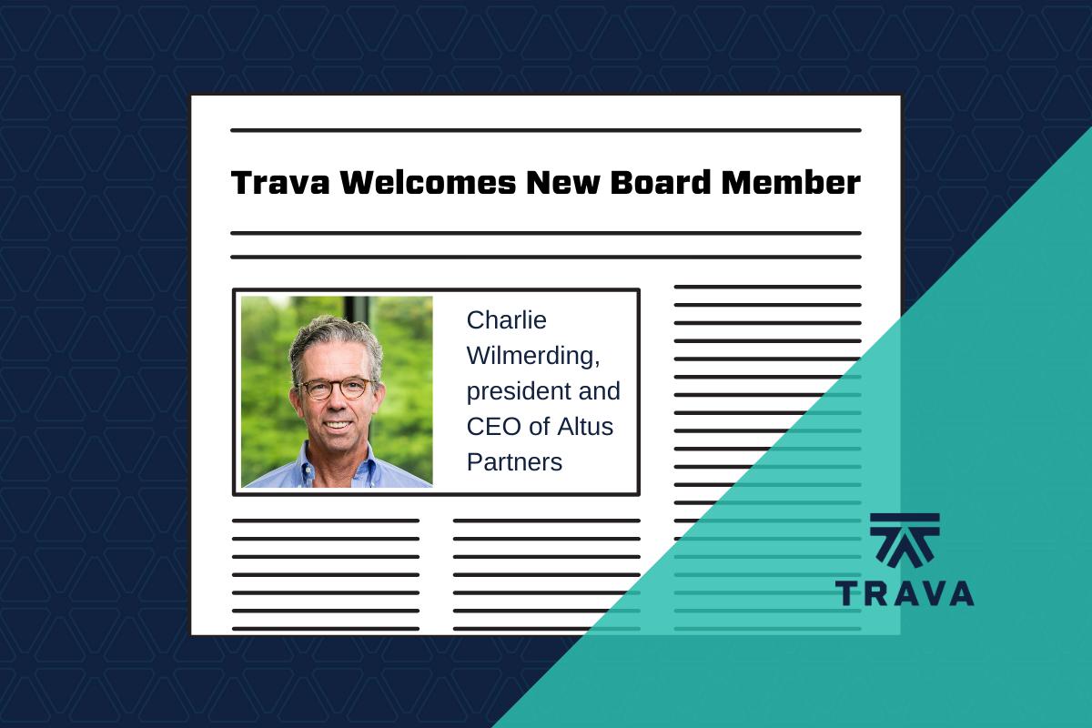 Insurance Industry Disruptor Charlie Wilmerding Joins Trava Board of Directors