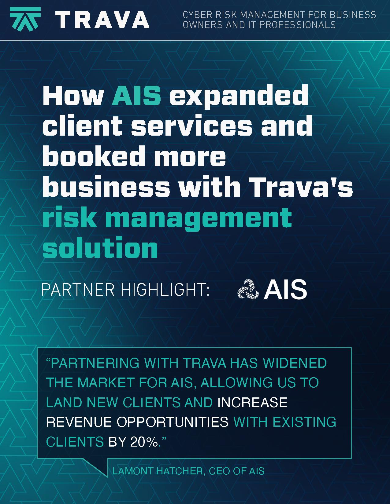 AIS case study cover page