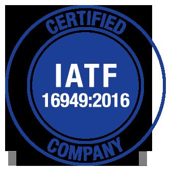 Flexible Metal has IATF 16949 certification
