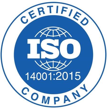 Flexible Metal has ISO 14001 certification
