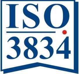 Flexible Metal is ISO 3834 certified