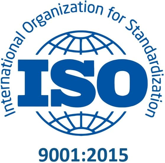 Flexible Metal has ISO9001 Certification