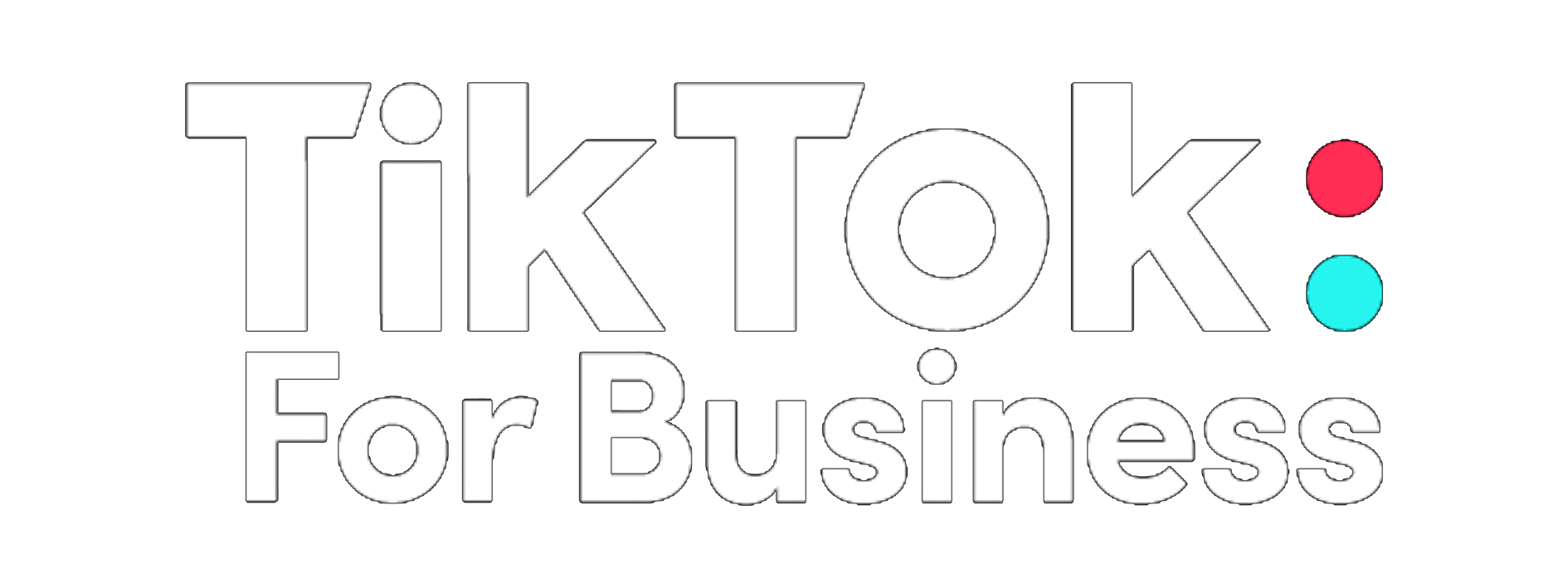 Logo TikTok for Business